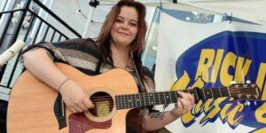 Milton Main Street music songs singing students guitar