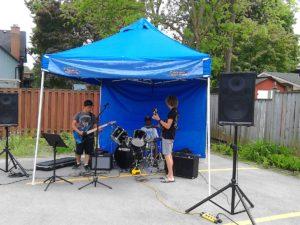 Acton music lessons, show