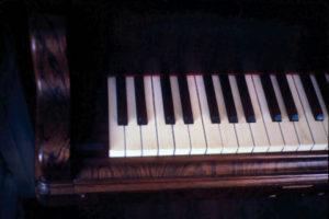 piano, bass, keyboard
