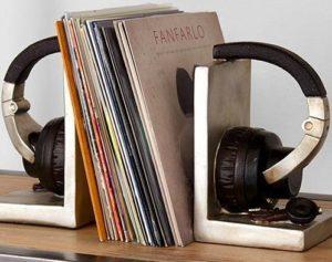 book ends record music album