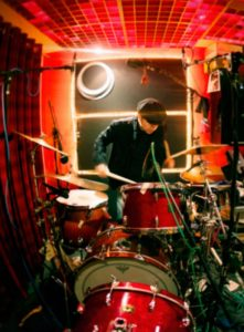 drum set studio