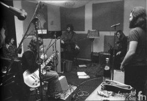 guitar uke drums recording studio